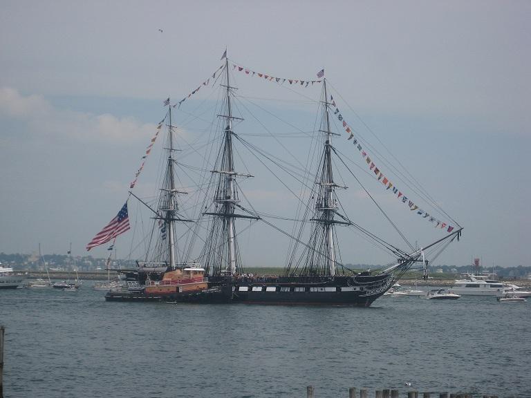 USS Constitution 2011